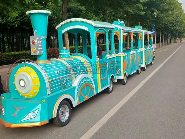 24座新款观光小火车