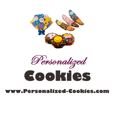 Personalized Photo Cookies and Baskets