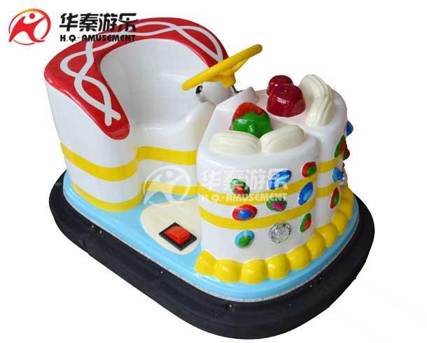 蛋糕碰碰车(白色)