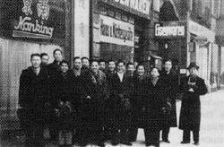 Chinesische Studierende in Berlin