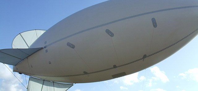 tactical tethered aerostat for defence
