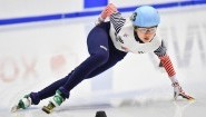 Die südkoreanischeShorttrack-Olympiasiegerin Shim Suk-Hee wirft ihrem Trainer sexuelle Übergriffe vor. (imago sportfotodienst)