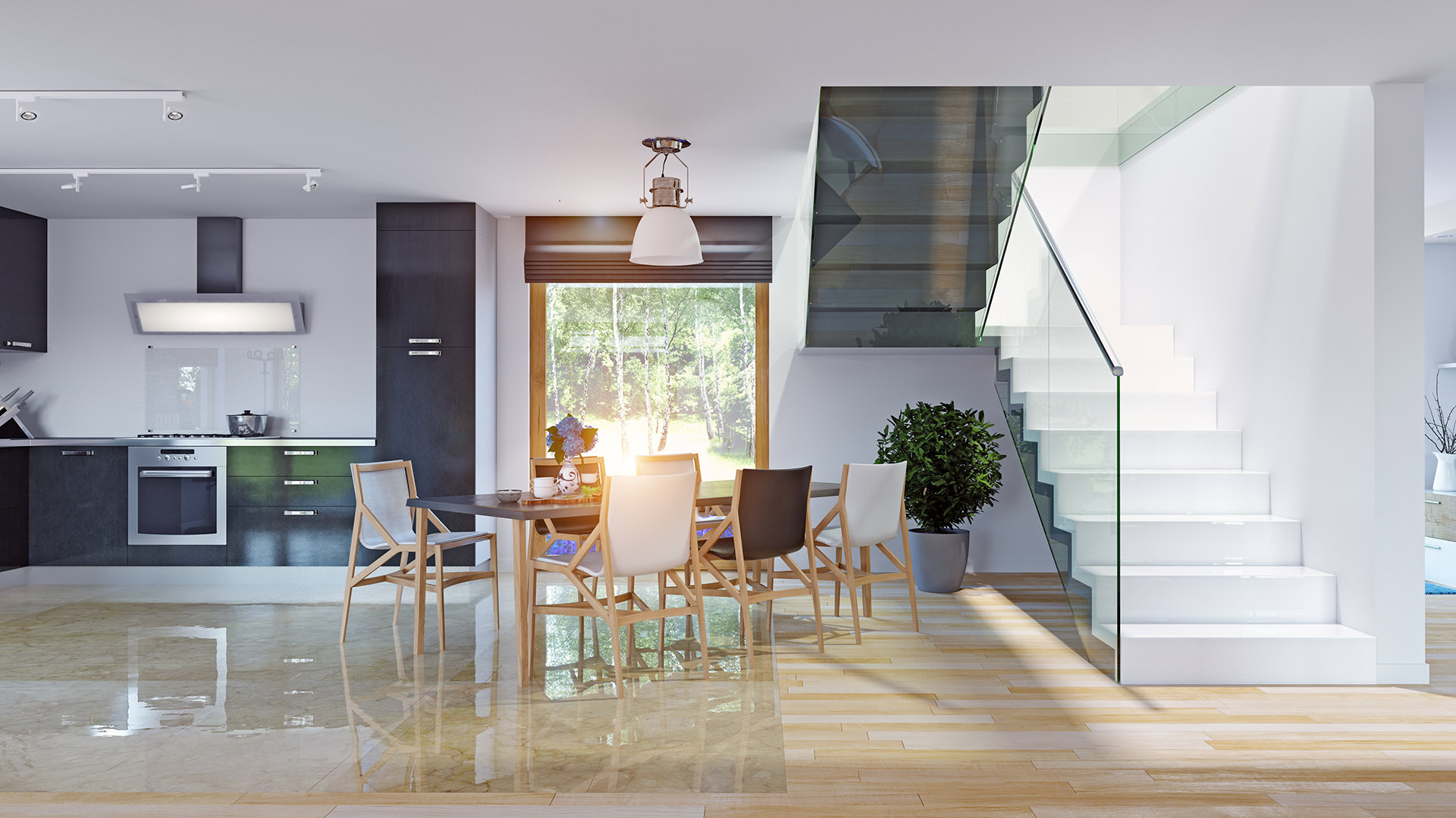 More Eco-Friendly Homes Starting with Glass
