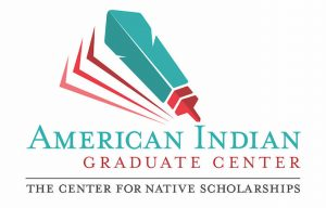 American Indian Graduate Center new logo