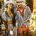 Tem ex-BBB na Sapucaí! @gleicidamasceno e o namorado, @wagnersantiago estreiam na folia na @paraisodotuiutioficial #carnavalrj #ofuxico
