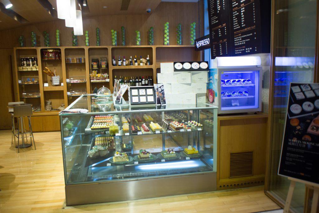 Western Style Bakery @ Westin