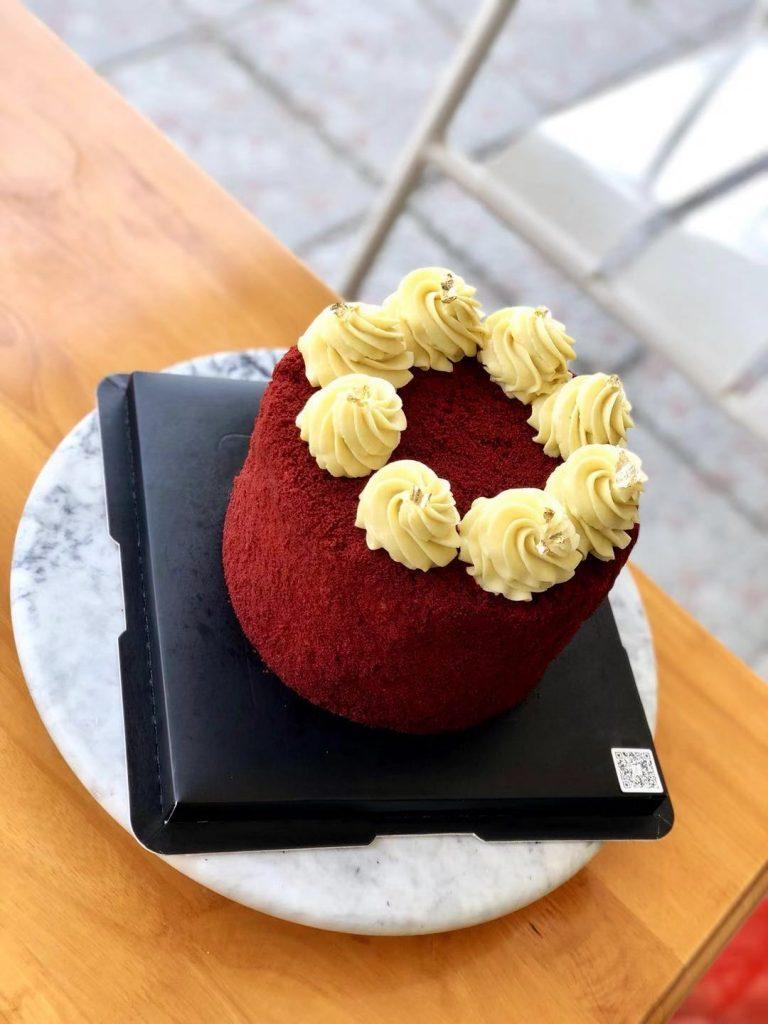 Red Velvet Cake by Sweet Luxury