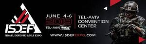 ISDEF 2019 Israel defense and homeland security exhibition