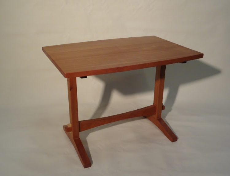 Wedge Mortice & Tenon Table