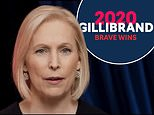 Sen Kirsten Gillibrand has officially announced she is running for president, joining the long list of Democrats who hope to face off against Donald Trump in 2020