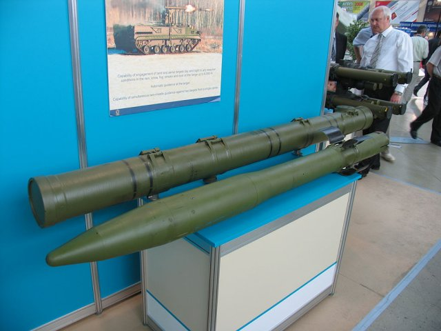 Russia to develop new-generation anti-tank missile system 640 001