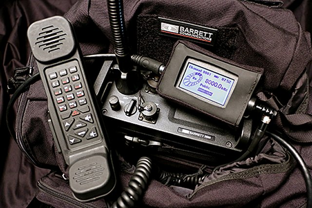 Barrett Communications awarded three year contract with Canadian National Defense Department 640 001