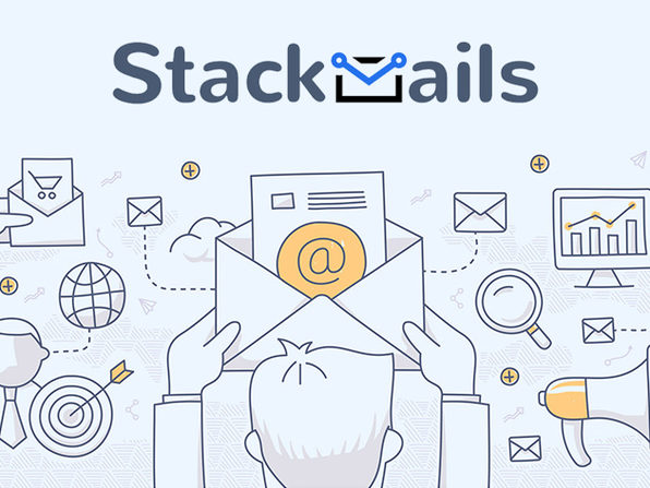 Stackmails Email Automation Unlimited Plan: Lifetime Subscription
