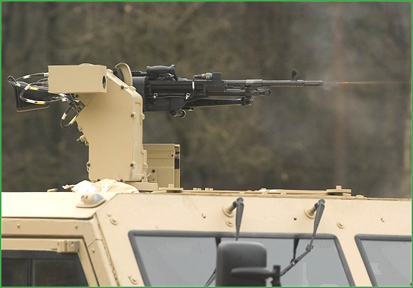 LRWS FN Herstal deFNder™ Light Remotely remote Weapons Station vehicle static Belgium Belgian technical data sheet description identification pictures