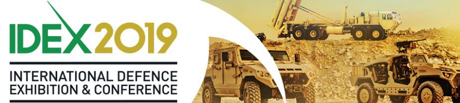 IDEX 2019 defense exhibition UAE banner 925 001