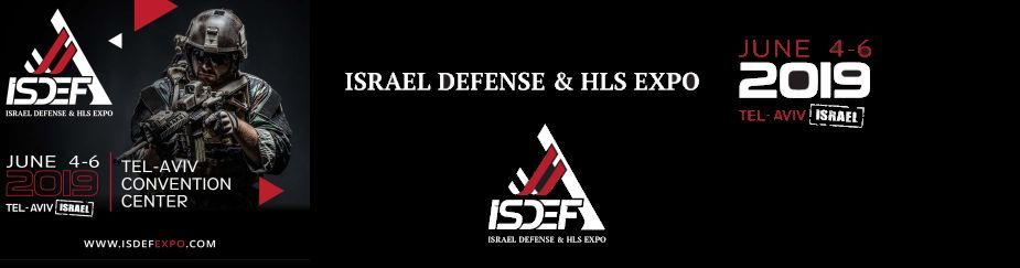 ISDEF 2019 defense and homeland security exhibition Tel Aviv Israel 925 001