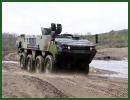 The Turkish Defence Company Otokar will display the Arma 8x8 for the first time at the IDEF 2011, defense fair in Istanbul to be held May 10-13. The Arma is an amphibious tactical wheeled armored vehicle. It has a high degree of ballistic and mine protection, thanks to its high steel hull.