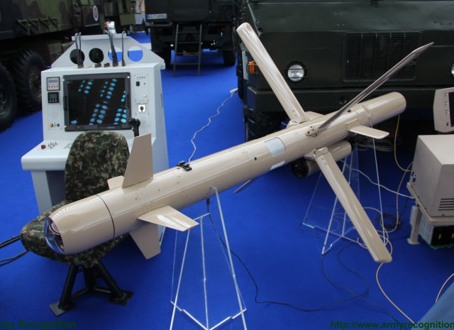 PARTNER 2015 EDePro presents the new ALAS C coastal defense missile system 640 001