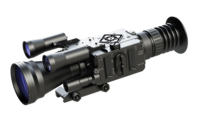 CYCLOP MK2 Robotic digital daylight weapon sighting system 925 001
