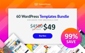 60 Best Premium WordPress Templates