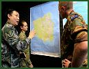 China's military exchanges with other countries will see a small upsurge at the end of 2012. The only exception is Japan, which is involved in a dispute with China over the Diaoyu Islands. Experts said China can deepen understanding with other countries by increasing military exchanges and cooperation. They also urged Japan to correct its mistake on the Diaoyu Islands issue.