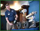 Northrop Grumman Corporation's (NYSE:NOC) subsidiary Remotec Inc. will begin deliveries in December of Titus TM, the newest and smallest member of its Andros TM line of unmanned ground vehicles (UGVs). Northrop Grumman Remotec designed the lighter, faster, stronger and more intelligent UGV for a variety of missions, bringing new capabilities to the small UGV market.
