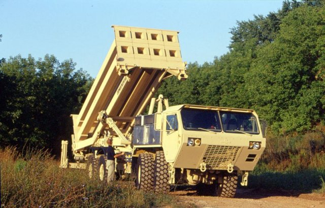Japan is considering deployement of US missile defense system including the THAAD 640 001
