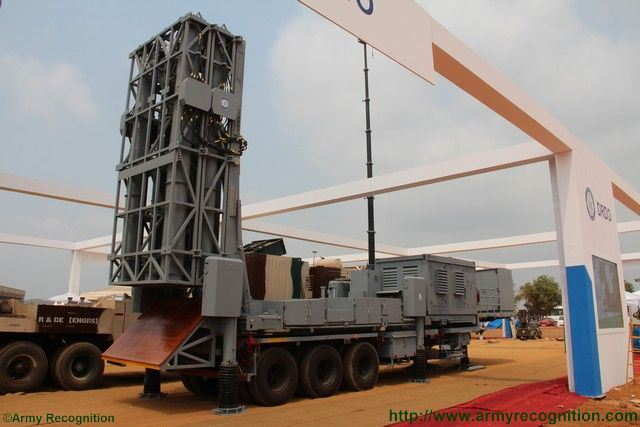 Indian Defence Research and Development Organisation DRDO military products at DefExpo 2016 640 002