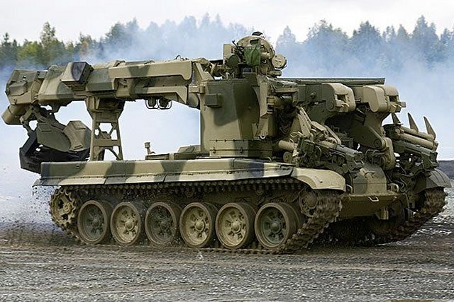 Russian Army to get new amphibious armored engineer vehicles, according Russian media 640 001