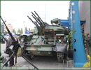 At MSPO 2013, International Defense Exhibition in Poland, Polish Defence Holding is showcasing 2 of its Air defence systems: HYDRA, a 35mm anti-aircraft gun system which is remote controlled and the self-propelled tracked anti-aircraft artillery and missile system ZSU-23-4MP BIALA. a