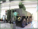 At MSPO 2013, International Defense Exhibition in Poland, The Polish manufacturer WZU presented an new air defence solution. The system includes the RIM-162 ESSM missile of Raytheon, the MTTIR Radar of Thales and a Rosomak as a radar carrier. Themissile is carried by a special WZU truck.