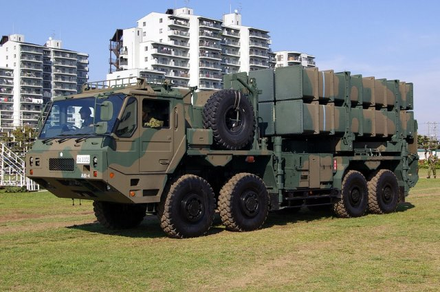Japan to deploy Type 3 missile system on islands in Okinawa Prefecture 640 001