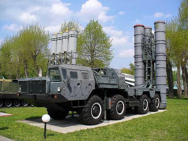 Five battalions of S-300 air defense missile systems will enter in service with Kazakhstan army 640 001