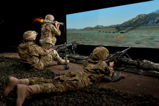 Meggitt Training Systems Demonstrates Next Generation Simulation Training at Land Forces 2016 640 001