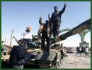 Libyan rebels said on Saturday March 26, 2011, that they have retaken the eastern town of Ajdabiya. The town is strategically important as it is in one of Libya's key oil-producing areas.