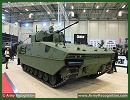 Land defence systems house of Turkey, Otokar attends to 11th International Defence Industry Fair between 7 and 10 May, 2013. In its 50th anniversary Otokar displays its first tracked armoured vehicle TULPAR at IDEF 2013 in Istanbul, Turkey.