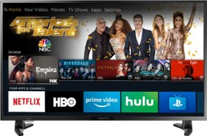 """Insignia™ - 39"""" Class – LED - 1080p – Smart - HDTV – Fire TV Edition - Front_Zoom"""