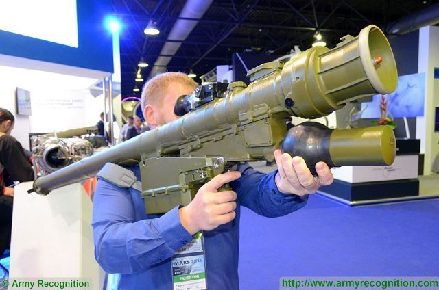 VERBA 9K333 MANPADS Man-Portable Air Defense Missile System Russia Russian army military equipment 008