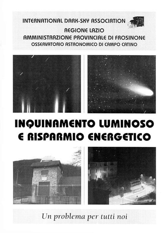 La lotta contro l'inquinamento luminoso
