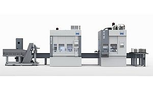 Manufacturing System for Sprocket Machining