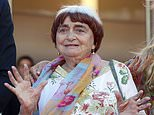 """FILE - In this May 19, 2017 file photo, filmmaker Agnes Varda appears at the screening of the film """"Visages, Villages,"""" at the 70th international film festival, Cannes, southern France. Filmmaker Agnes Varda, a central figure of the French New Wave who later won the Golden Lion at the Venice Film Festival, has died. She was 90. (AP Photo/Thibault Camus, File)"""