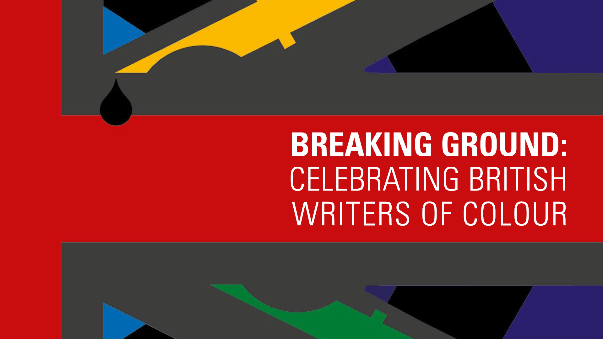 Breaking Ground: Celebrating Writers of Colour