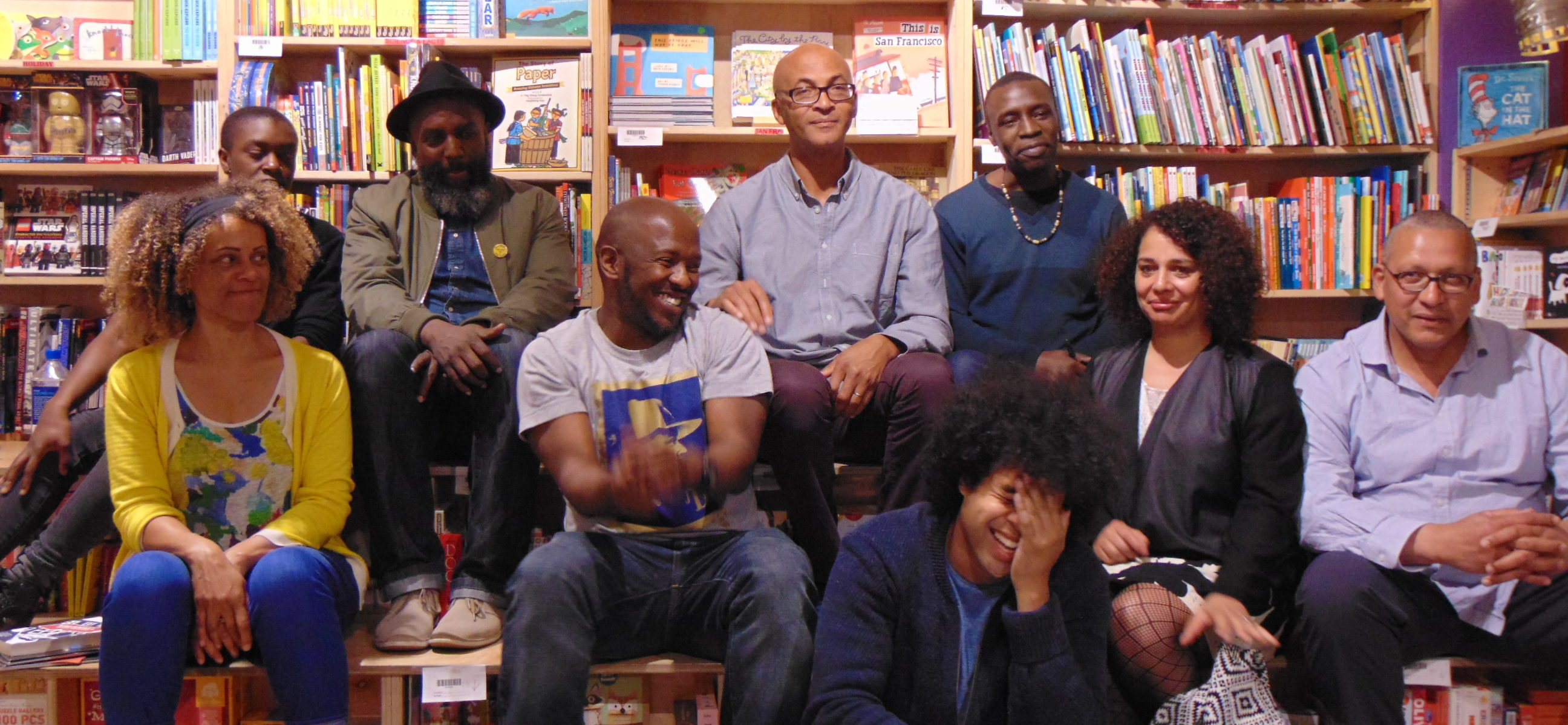 Arts Council funding for international showcases of British BAME writers
