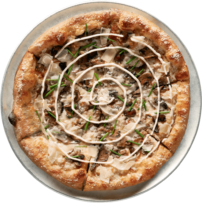 Mellow Mushroom - OUT OF THIS WORLD PIZZA