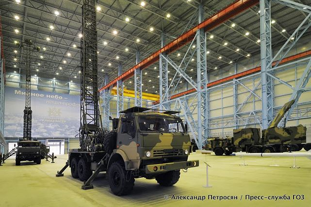 Relay station Vityaz 50R6 missile system technical data sheet specifications information description pictures photos images video intelligence identification Russia Russian army defence industry military technology equipment