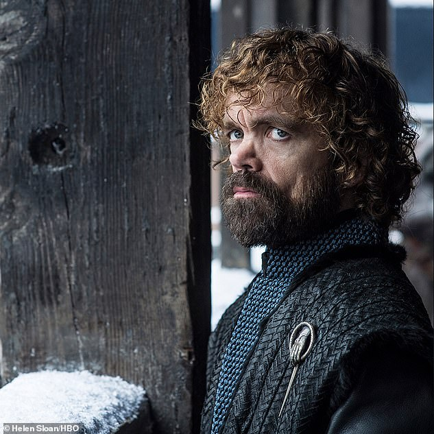 Tyrion: Dinklage's character Tyrion Lannister was last seen heading back north to Winterfell with his queen, Daenerys Targaryen (Emilia Clarke) and her dragons