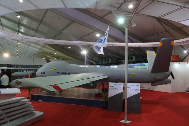 India Adani Aero Defence Systems and Elbit to cooperate in the field of Unmanned Aircraft Systems 640 001