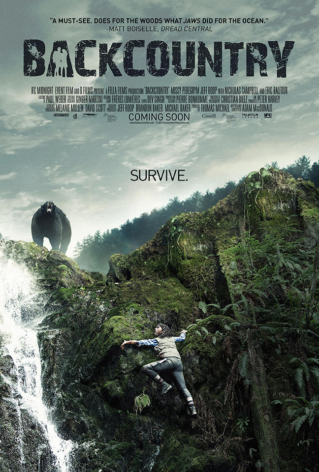 backcountry - Backcountry - A New Poster Survives