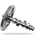 Composite camshaft (joining)