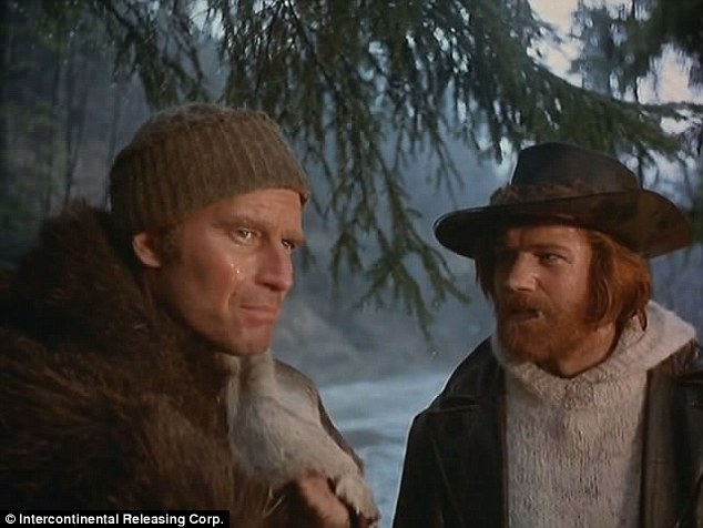 Hitting US theaters Christmas 2019! Now that Disney postponed Indiana Jones 5, the 76-year-old Oscar nominee would be available to begin the role of Yukon gold prospector John Thornton in 'early September' (pictured 1972)